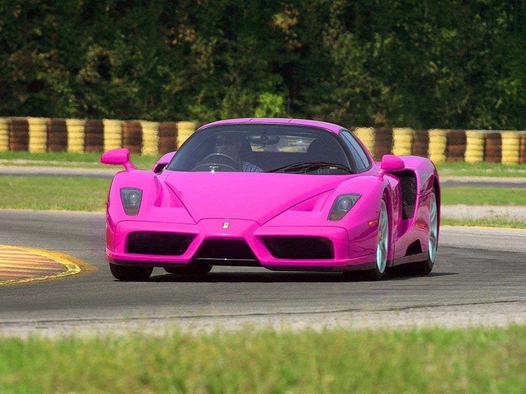 Ferrari Enzo Pink Pictures Car Wallpaper HD