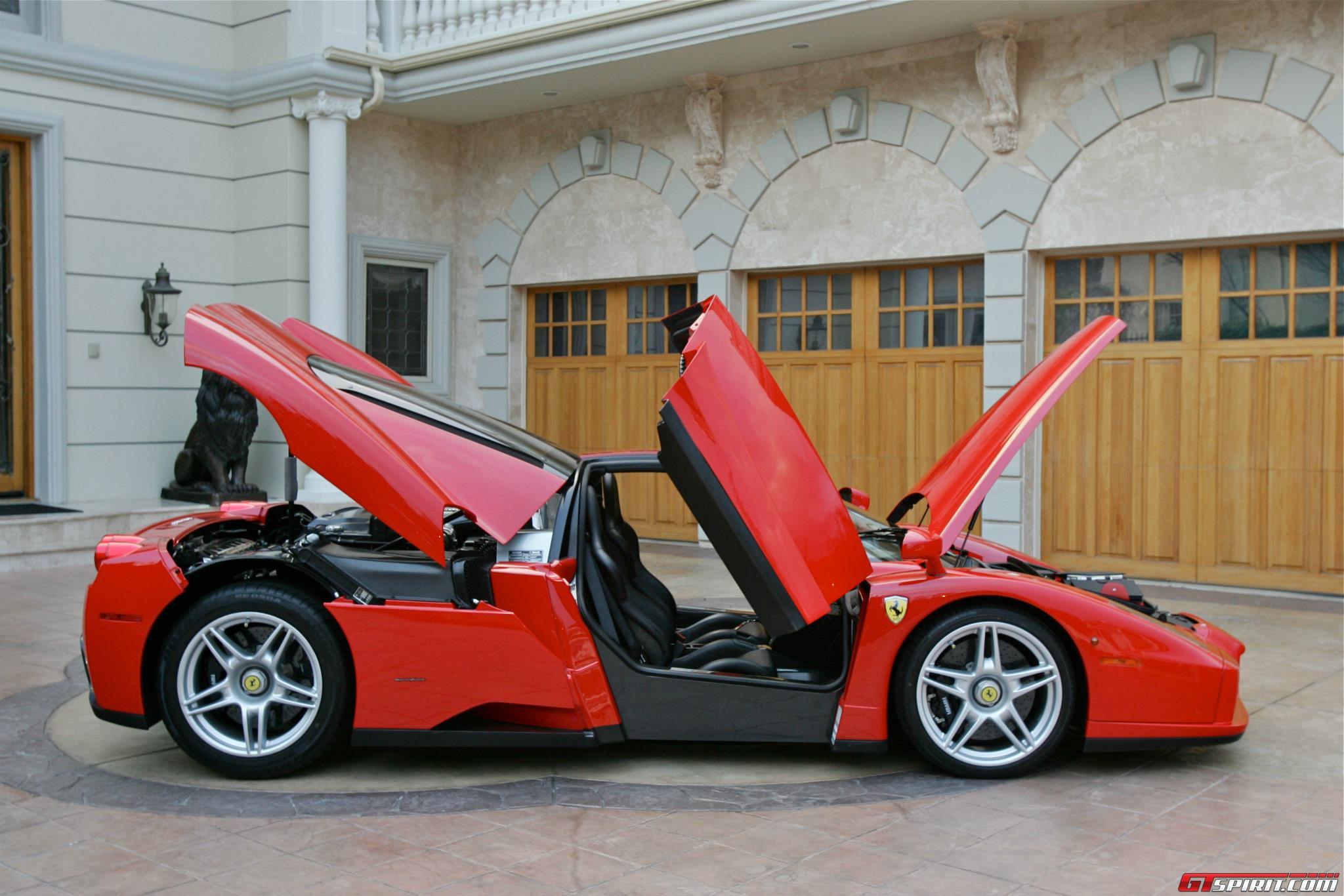 Ferrari Enzo Service and Sales Bay Area Road Test World Cars Wallpaper For Desktop