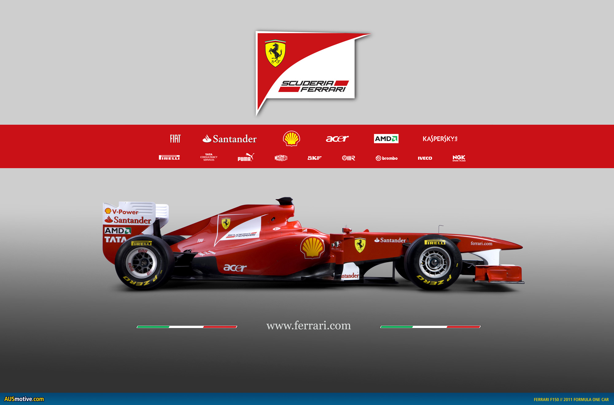 Ferrari F150 Launch Formula 1 World Cars Wallpaper For Computer