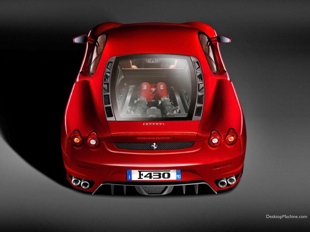 Ferrari F430 duvar World Cars Wallpaper Gallery Free