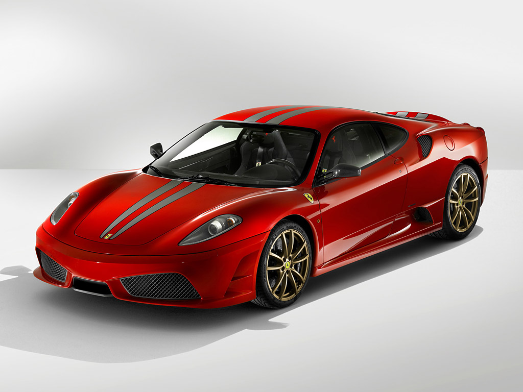 Ferrari F430 Scuderia Specification Car Wallpaper HD