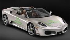 Ferrari F430 Spider Bio Fuel Second World Cars Wallpaper For Free
