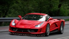 Next Ferrari F70 Featuring Advanced and latest Carbon Composites World Cars Wallpaper For Android
