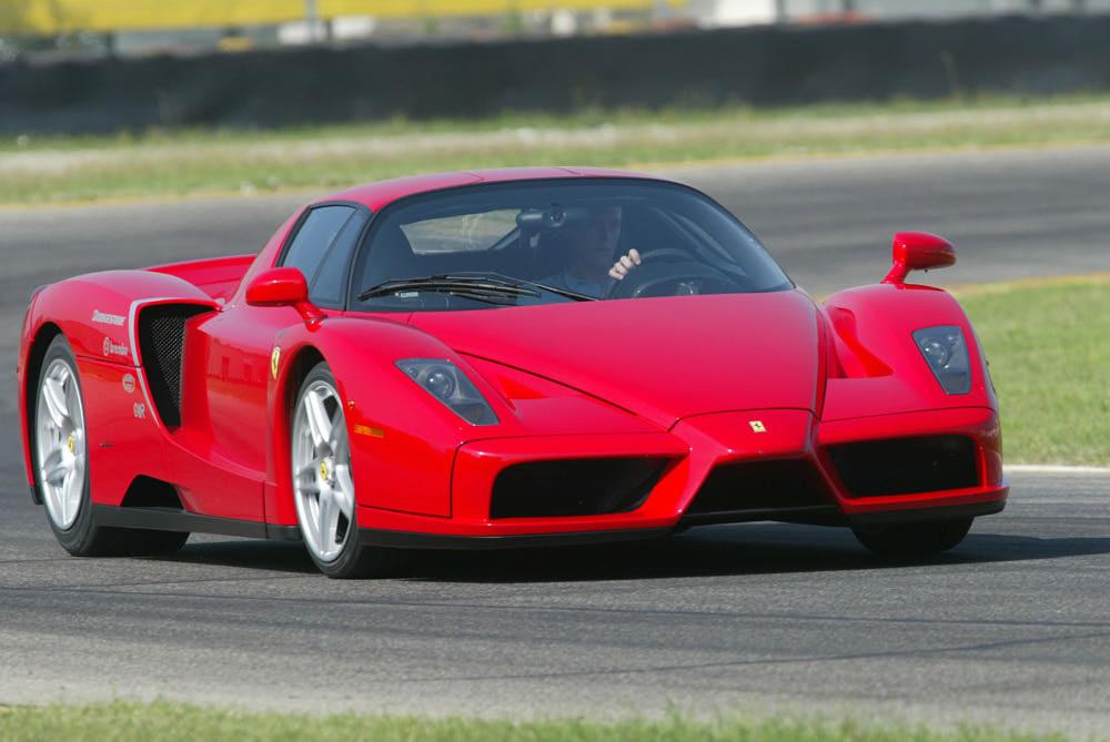Ferrari Enzo World Cars Wallpaper For Iphone