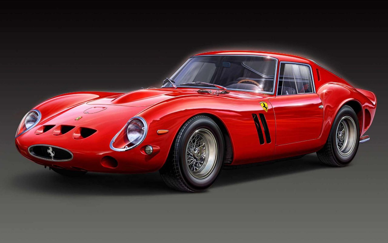 Ferrari 250 GTO Owners Hublot Available Exclusively World Cars Wallpapers Desktop Download