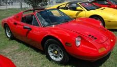 Ferrari Dino Bestand World Cars Wallpapers Background