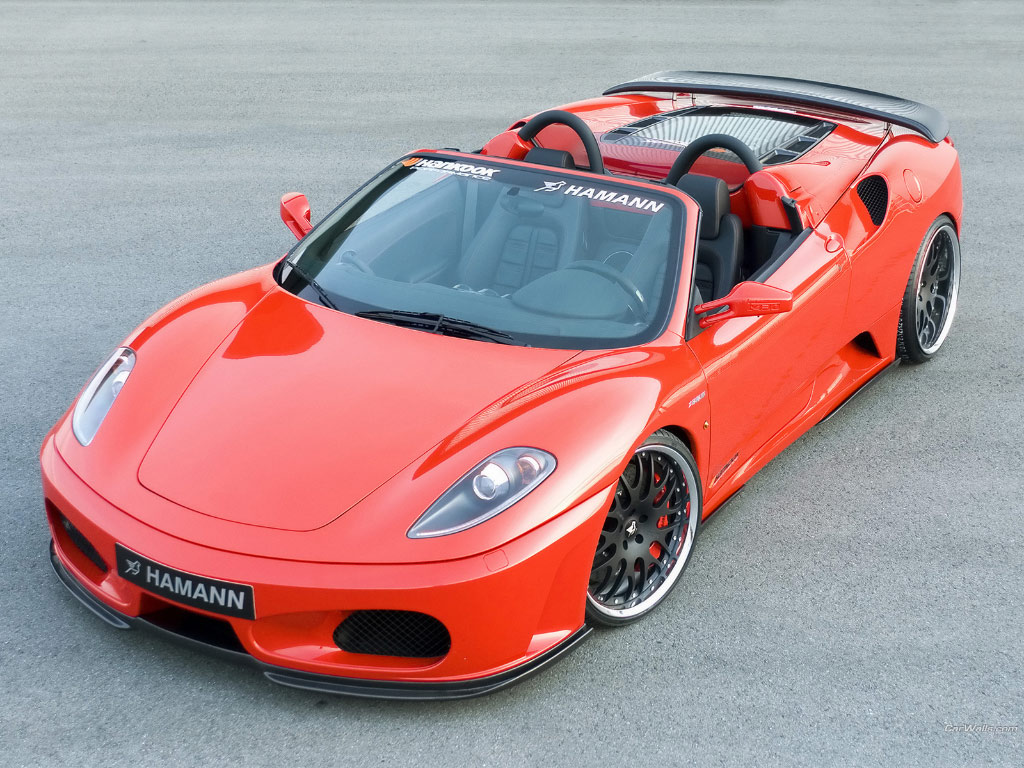 The Amazing Ferrari F430 Red World Cars Wallpaper For Free
