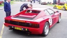 Ferrari Testarossa Track day at Castle Combe Circuit  World Cars Free Download Image Of