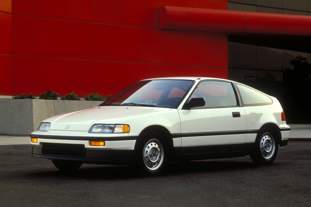 Honda CRX as its Definitive Entry Level Wallpapers HD