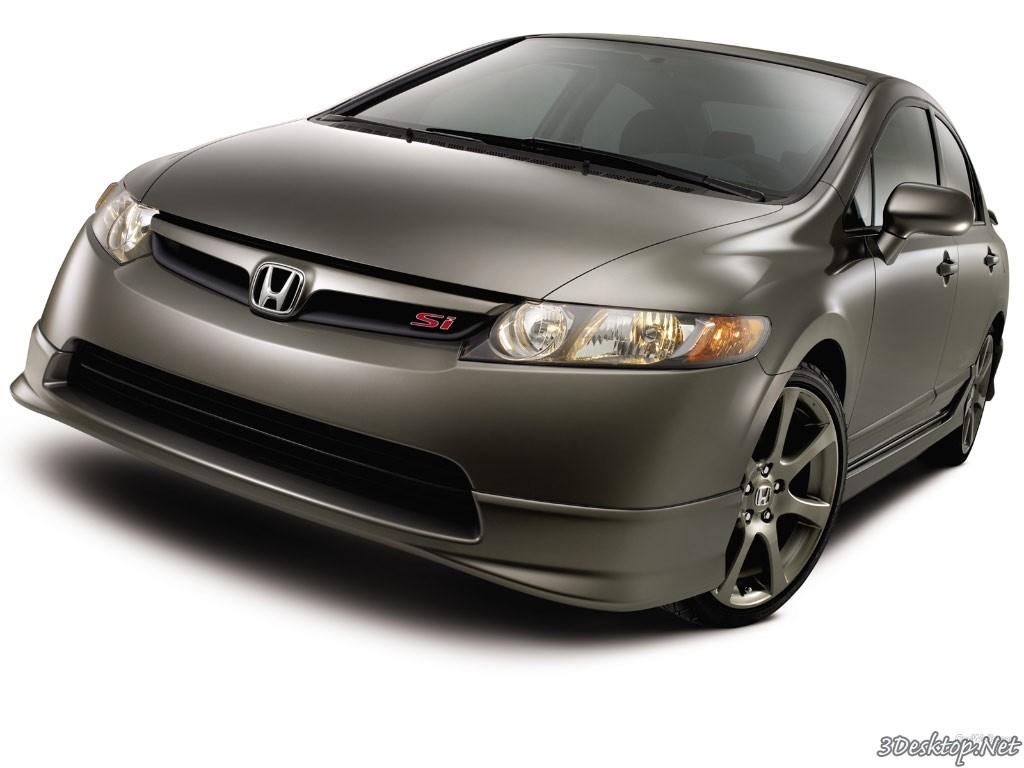 Honda Civic Si Wallpaper Desktop Backgrounds