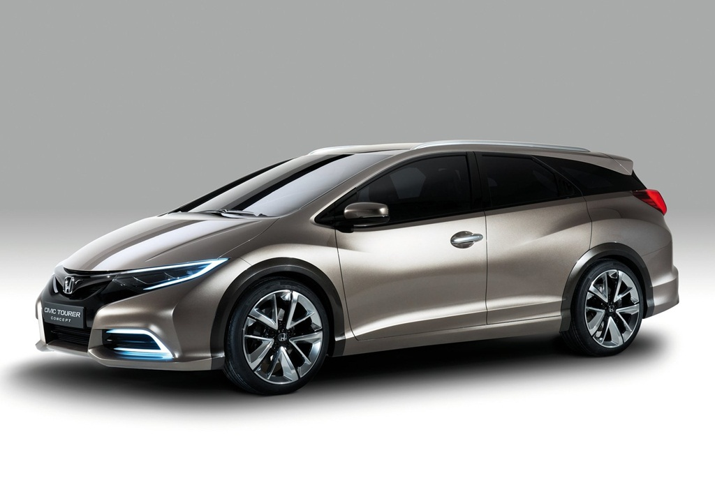 Honda Civic Tourer Concept Car Price in Pakistan Wallpapers Download