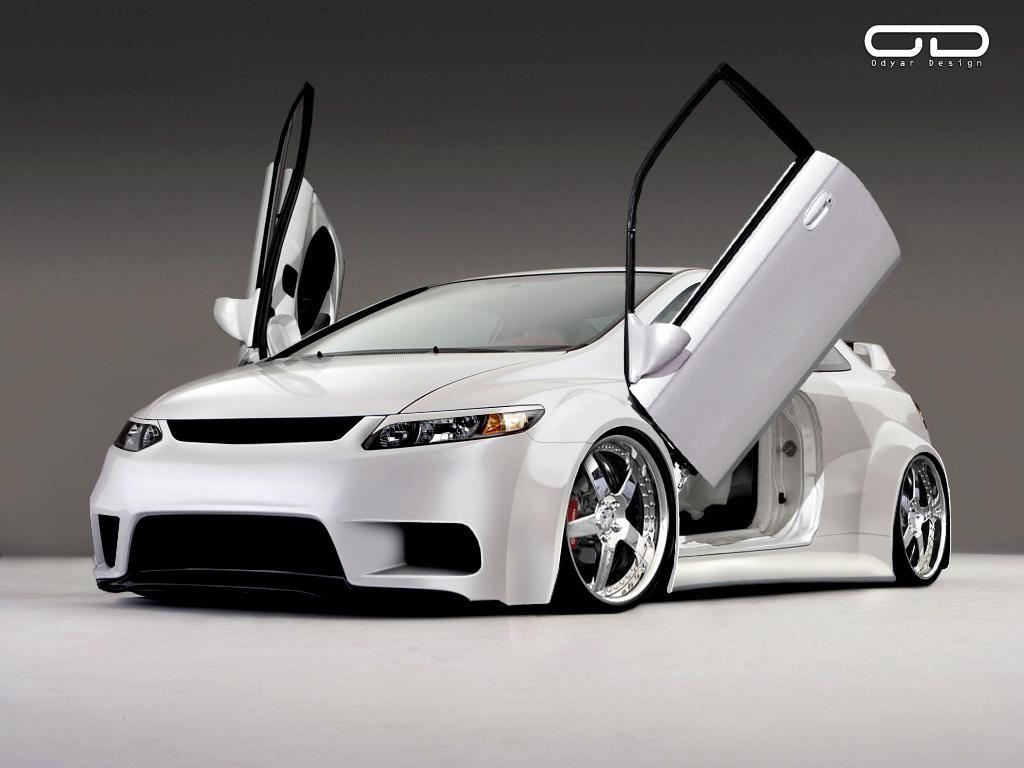 Honda Civic Concept to Make World Debut at North American Wallpapers Desktop Download