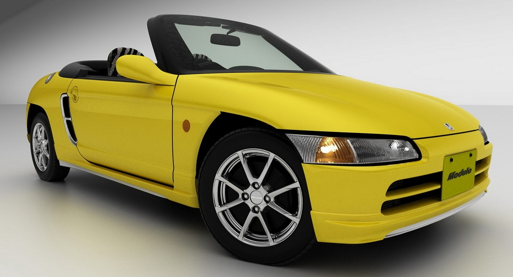 Honda Customized Cars at 2012 Tokyo Auto Salon Wallpapers For Android