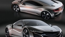 Honda NSX Concept Car 2012 Free Download Image Of