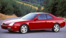 Honda Prelude Carries The Promise of the Company Wallpaper Download