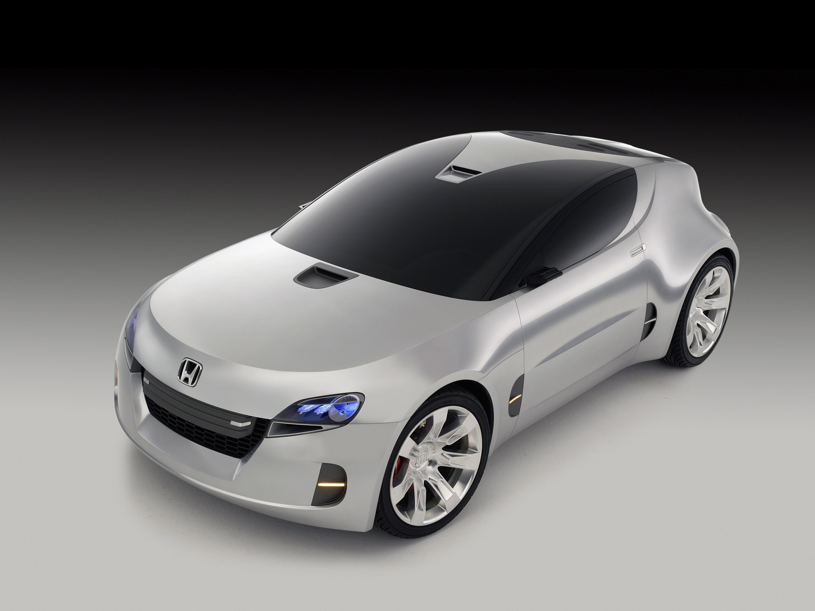 HONDA CONCEPT CARS WALLPAPERS GREY COLOR Backgrounds