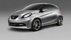 Honda Launches New Small Car Concept Wallpaper Download