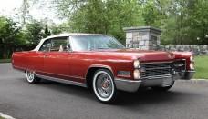 Picture of 1966 Model Cadillac Fleetwood Eldorado Classic Hardtop Wallpaper Desktop Download