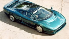 Jaguar XJ220 Pininfarina Latest Stylish Trendy Car Images Pictures Wallpaper Download
