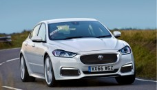 Jaguar BMW 3 Series Rival Render Future Jaguar Cars Come Back Into Focus Wallpaper For Android