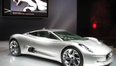 Jaguar C X75 Concept at the L.A. Auto Show Wallpaper For Computer