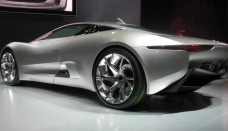 Jaguar C X75 Rearquarter Concept Wallpaper For Phone
