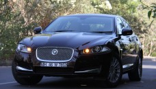 Jaguar XF 2.2 Test Drive Review Wallpaper Download
