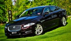 Jaguar XJ L 3.0 Diesel Wallpapers Background