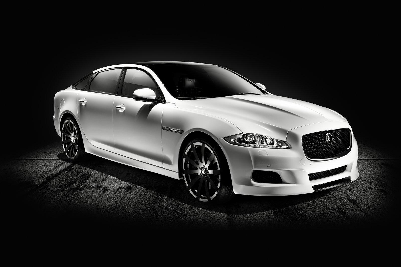 Jaguar XJ75 Platinum Concept Has Just Unveiled Wallpapers Background Wallpaper