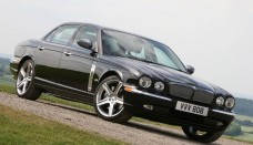 Jaguar XJR Wallpaper For Free