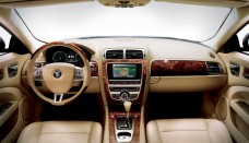 Jaguar XK Wonderful Interior Desing Of This Car Wallpapers For Free