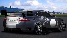 Jaguar XKR Gt3 by Apex Motorsport Wallpapers For Iphone