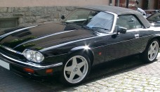 Jaguar XJS Cabrio Front Wallpaper Download
