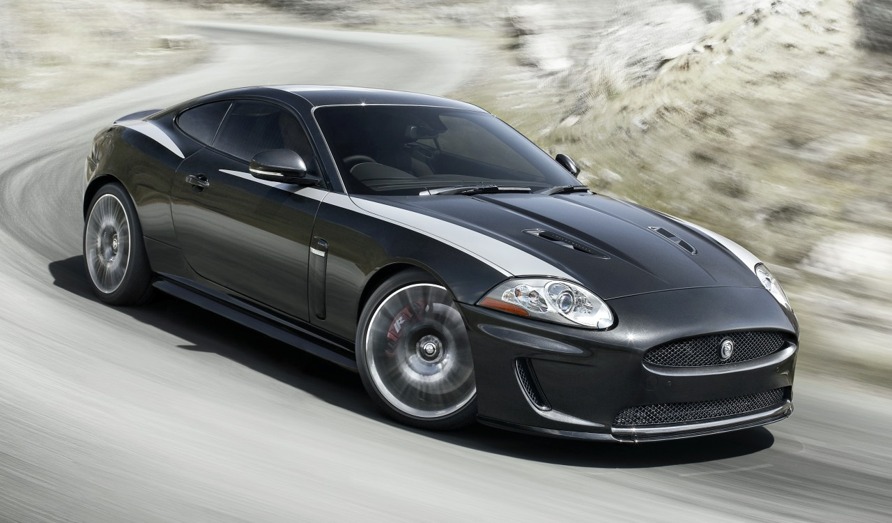 Jaguar XKR 75 Front Wallpapers Download
