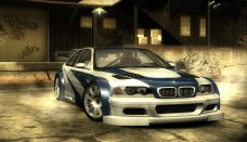 NFS Most Wanted BMW M3 GTR Wallpaper For Ios