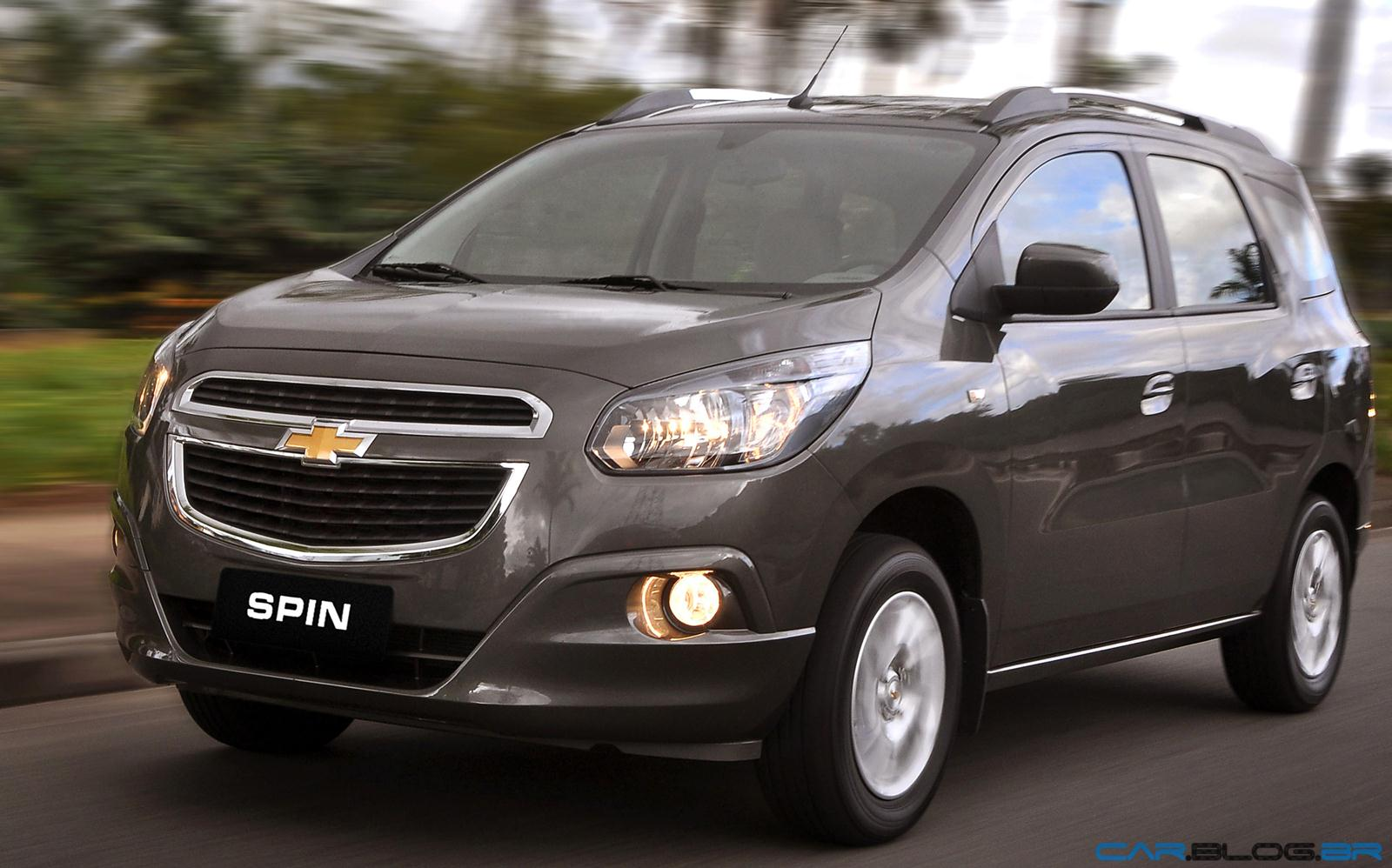 Nova Chevrolet Spin 2013 Video Oficial Wallpapers Download