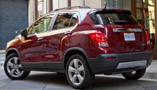 Novo Chevrolet Tracker 2013 Wallpaper Backgrounds