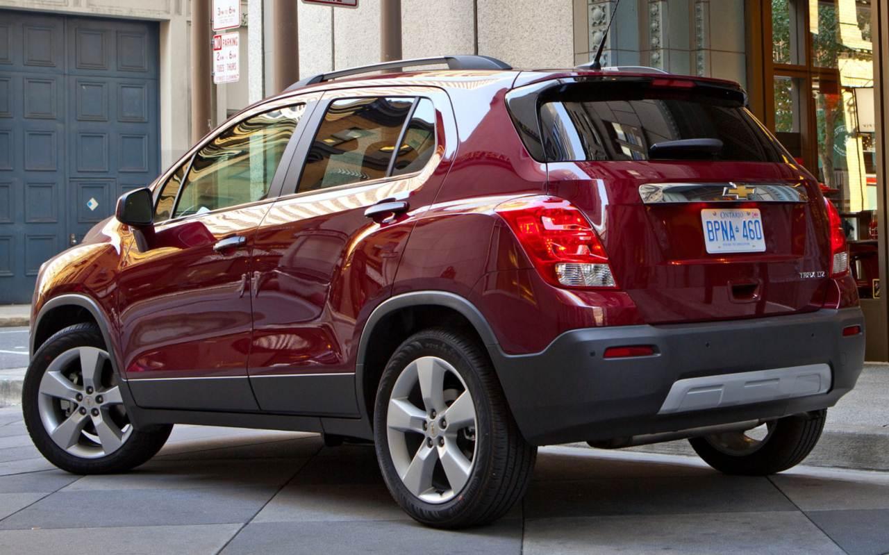 Novo Chevrolet Tracker 2013 Wallpaper Backgrounds