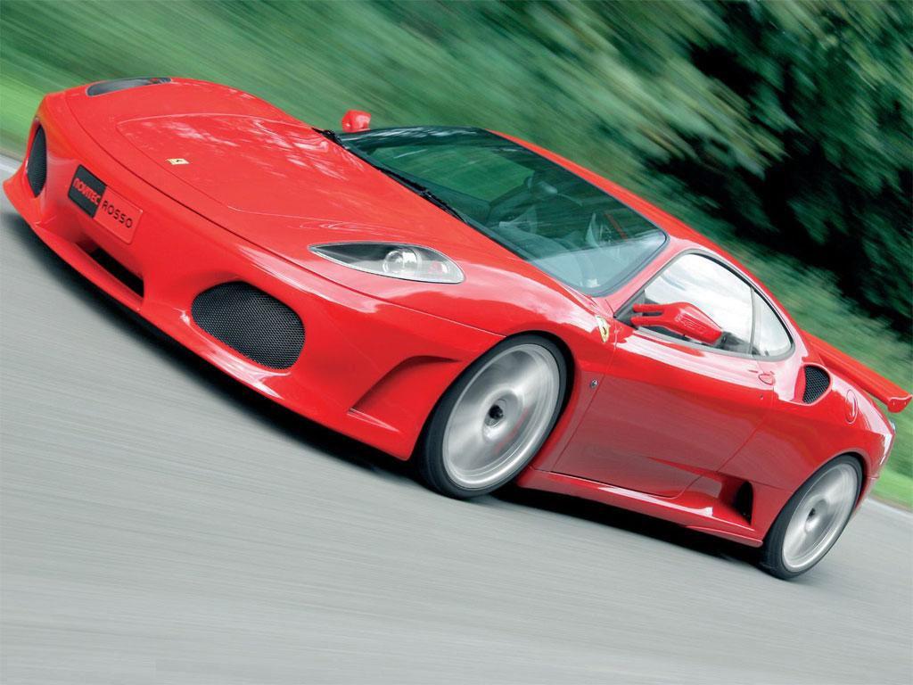 Red Ferrari Sports Car World Cars Wallpaper For Background Wallpaper