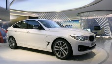 S0 Salon De Geneve-2013 BMW Serie 3 Gran Turismo La Presentation En Avant Premiere Wallpaper For Android