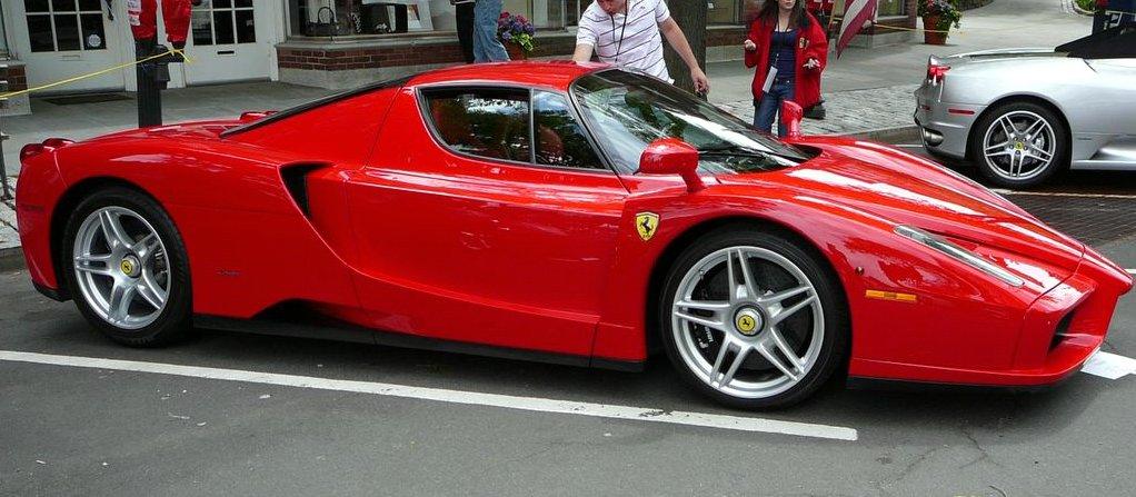 SC06 2003 Enzo Ferrari Bestand World Cars Wallpaper For Free Wallpaper