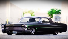 SEMA Show 2012 Custom Cadillac Wallpaper For Iphone