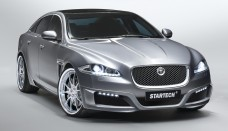 Startech Jaguar XJ Sports Package Preview HD Desktop Background