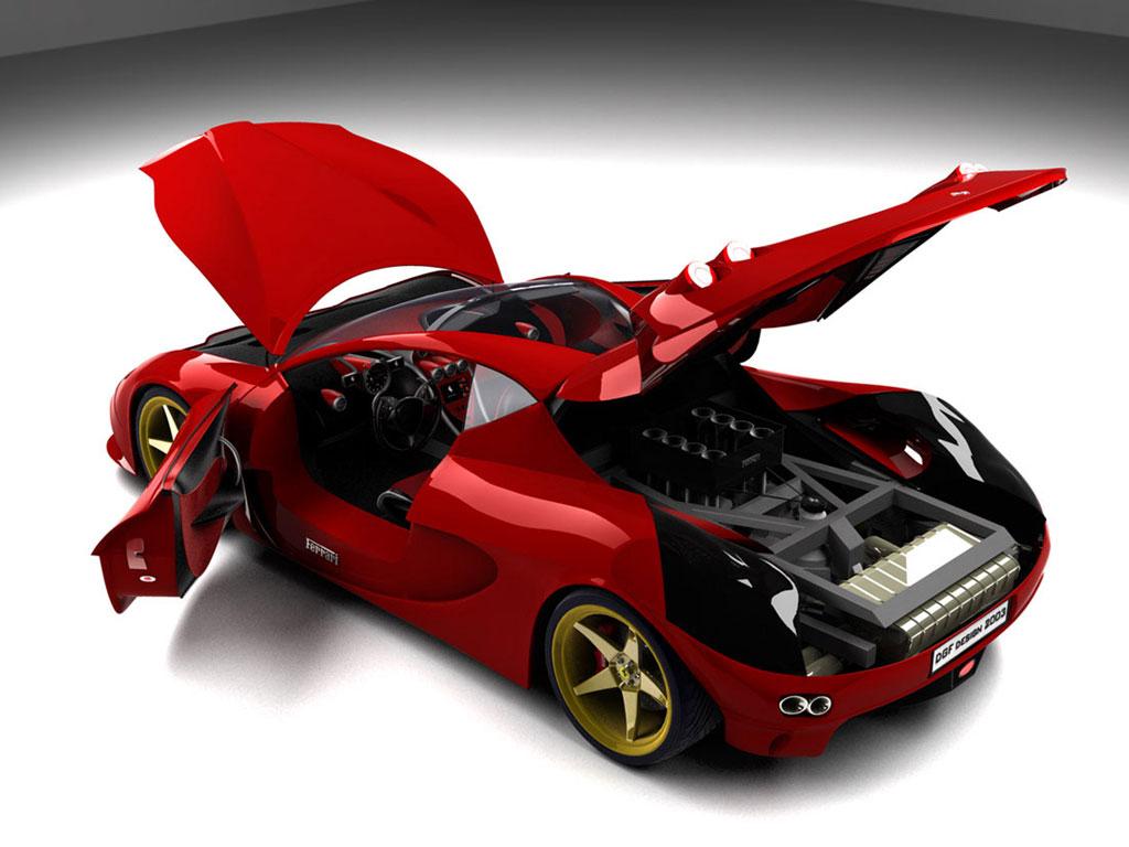 The History of Ferrari World Cars Wallpapers Desktop Download