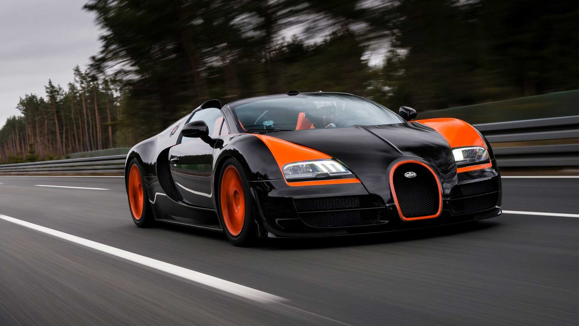 Top Bugatti Veyron Grand Sport Vitesse WRC CARBLADE Wallpaper Desktop Download