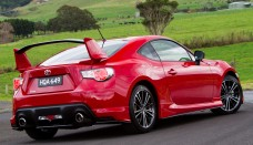 Toyota 86 GTS Aero Package Free Download Image Of