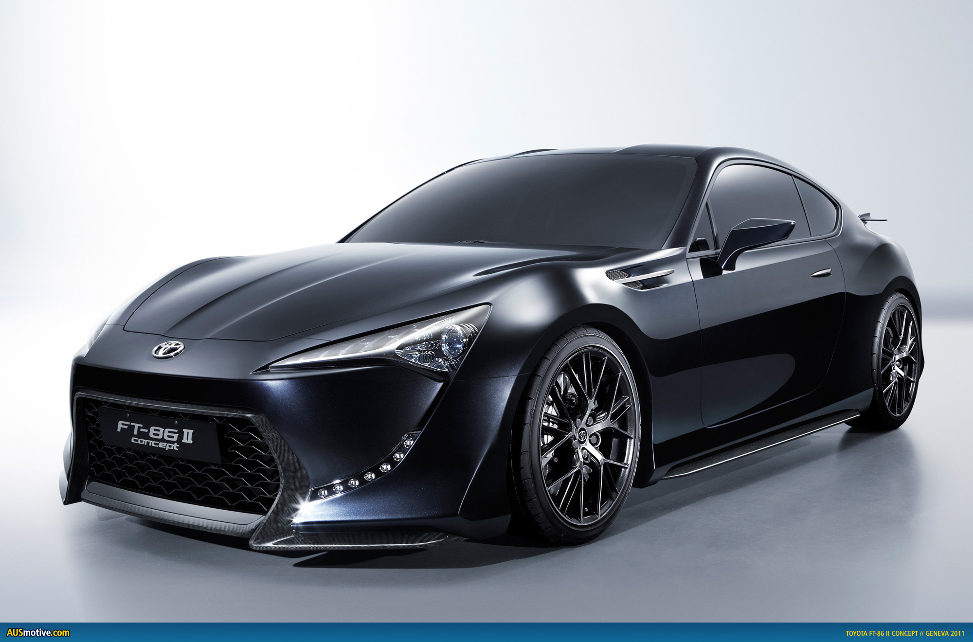 Toyota FT 86 II 0 in Motor Shows Toyota Free Download Image Of