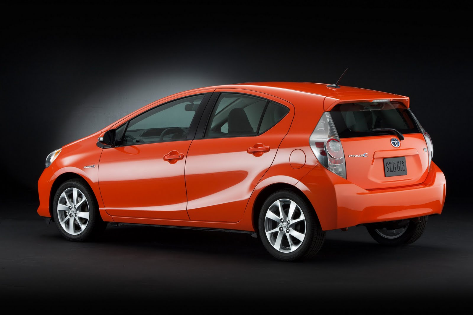 Toyota Prius C Aqua Dedicated Hybrid Officially Introduces Free Download Image Of