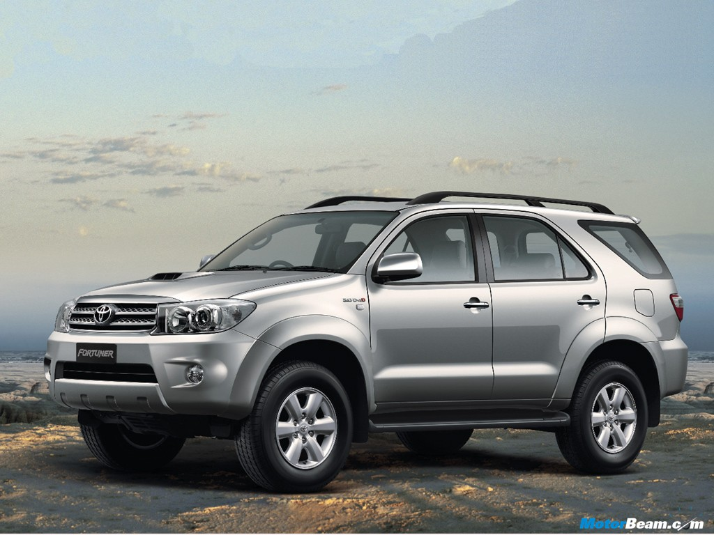 Toyota Restarts Fortuner Bookings Wallpapers HD