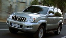 Toyota Land Cruiser 173 D4D Long Wallpapers Download